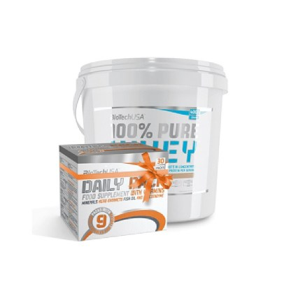 BioTech-USA-100_Pure-Whey-4000g+Daily-Pack-Gratis