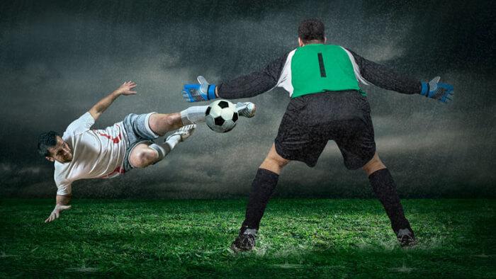 """Стратегия """"обе забьют"""" в футболе"""