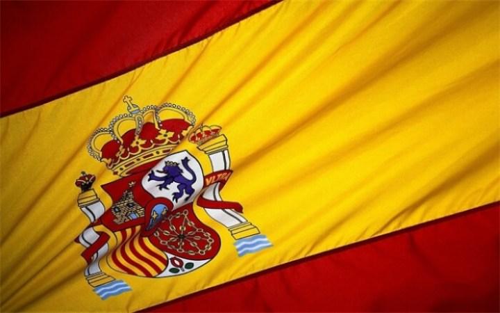 Флаг сборной Испании по футболу