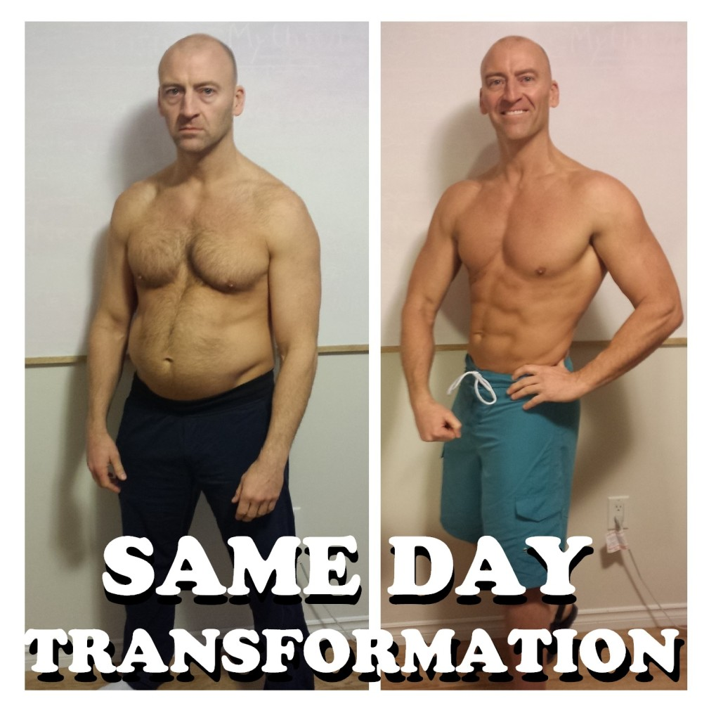 Image result for fake fitness transformation