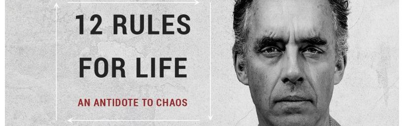 12 reeglit eluks – Jordan B.Peterson