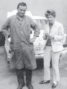 Gotthard und Marianne König