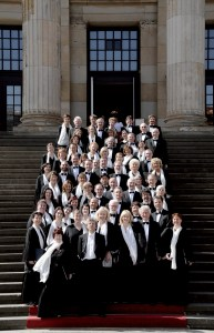 Foto: Berliner Singakademie