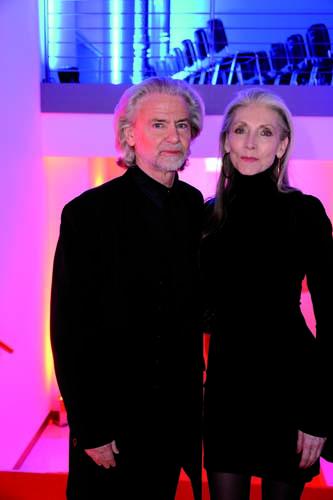 Prof. Dr. Bühlbecker und Eveline Hall