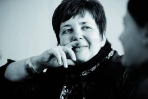 Heike Lupuleak, Direktorin der Städtischen Musikschule Potsdam, Finderin und Förderin von Talenten - Foto: G. Uwe Hauth