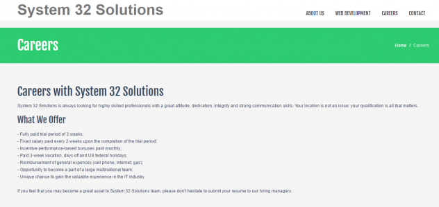 Sys32Solutions