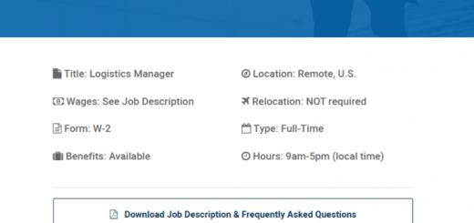 V L Martin Enterprises Logistics Manager Reshipping Scam At Sendmeabox.com