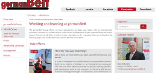 Beware Of A Fake Tax Accountant Job Offer For GermanBelt Group GmbH