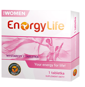 EnergyLife for Women – Suplement ishrane namenjen ženama