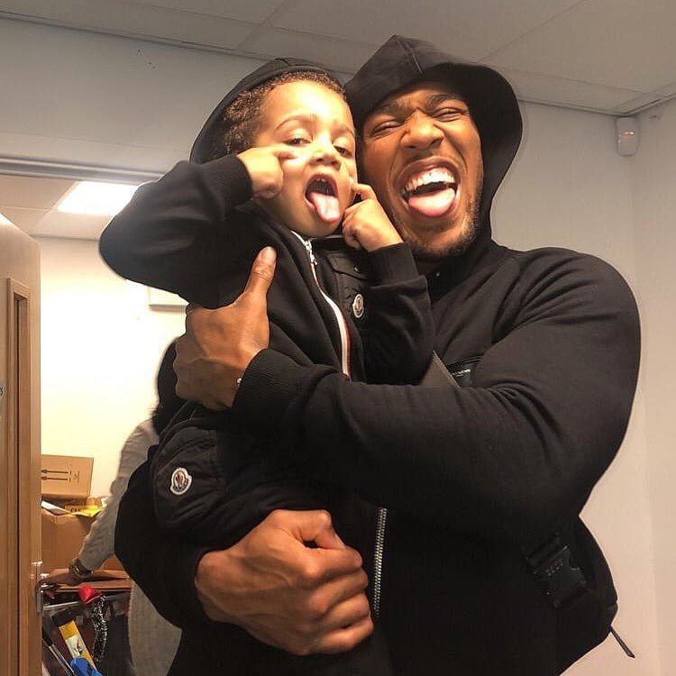 The boxing champ plans to create a new community centre in his home town of Watford,  where he still lives with his four-year-old son JJ