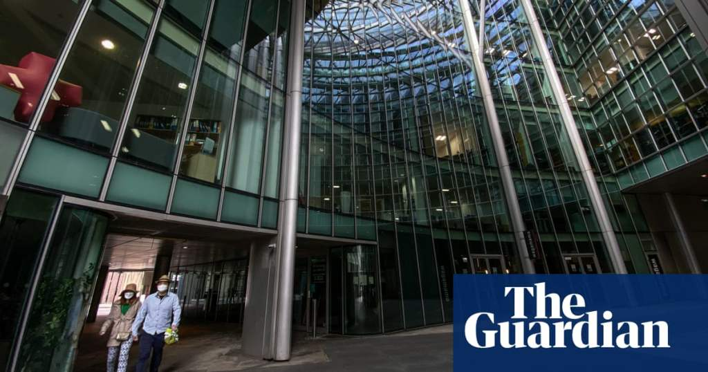 Low demand for UK office workers reveals 'asymmetric recovery'
