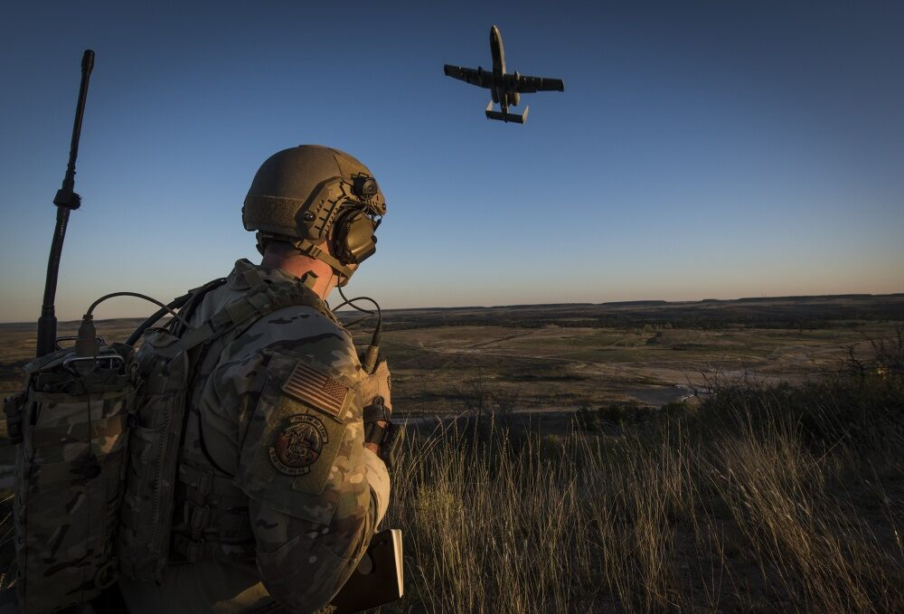 Air Force improves 'human performance' metrics in Special Warfare training