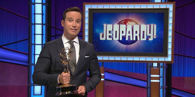 """Mike Richards got the boot from """"Jeopardy!"""" because of podcast comments that were deemed offensive. (Getty Images)"""