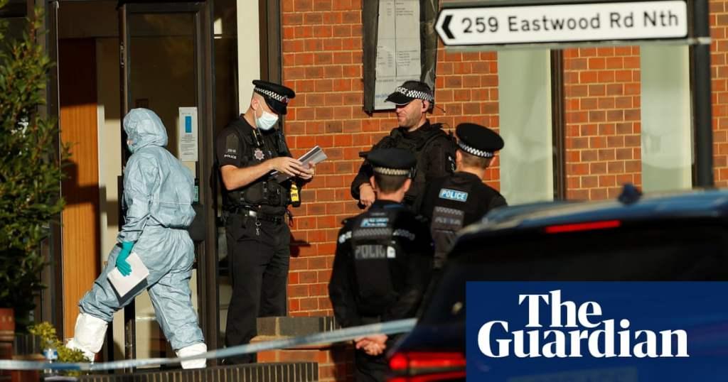 David Amess: MP's killing declared a terrorist incident