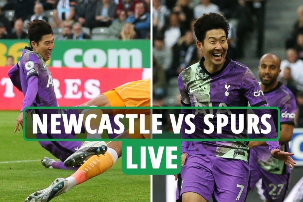Newcastle vs Tottenham LIVE SCORE: Latest updates as match restarts after suspension due to medical emergency