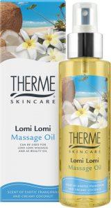 Thermal Oil Lomi Lomi massage oil