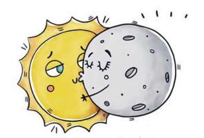 Argumentare Soarele si Luna