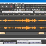 Audacity Audio Editor A Free software