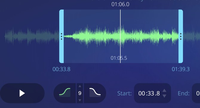 Audio Cutter Pro-A Free Audio Editing Software 1 Top10.Digital