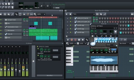 LMMS A Free Audio Editing Software