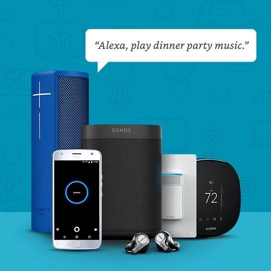voice control devices, amazon alexa, google home, apple homekit