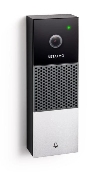 Netatmo HomeKit security camera, Netatmo HomeKit Security Camera and Video Doorbell, Top10.Digital