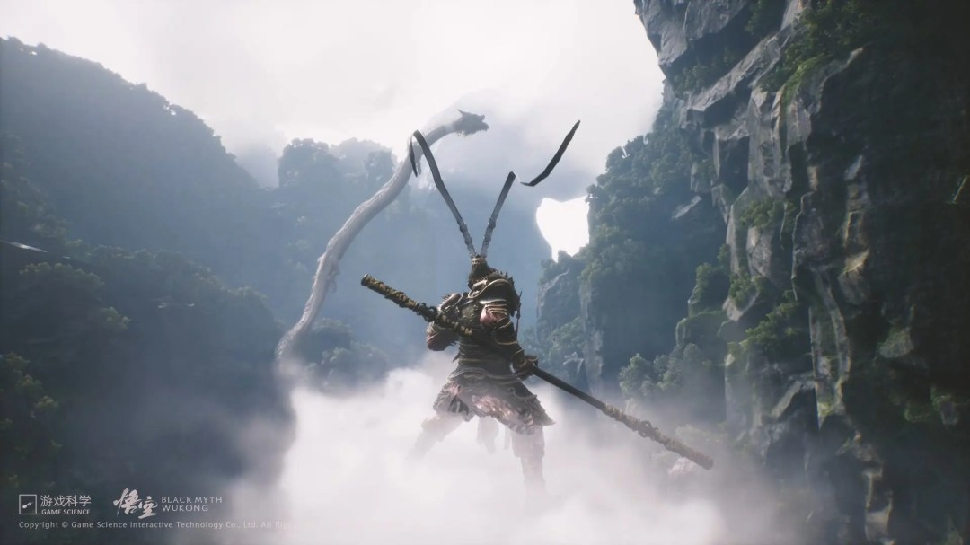Black Myth: Wu Kong-The Best Ever Action Game Is On The Way From China 10 Top10.Digital