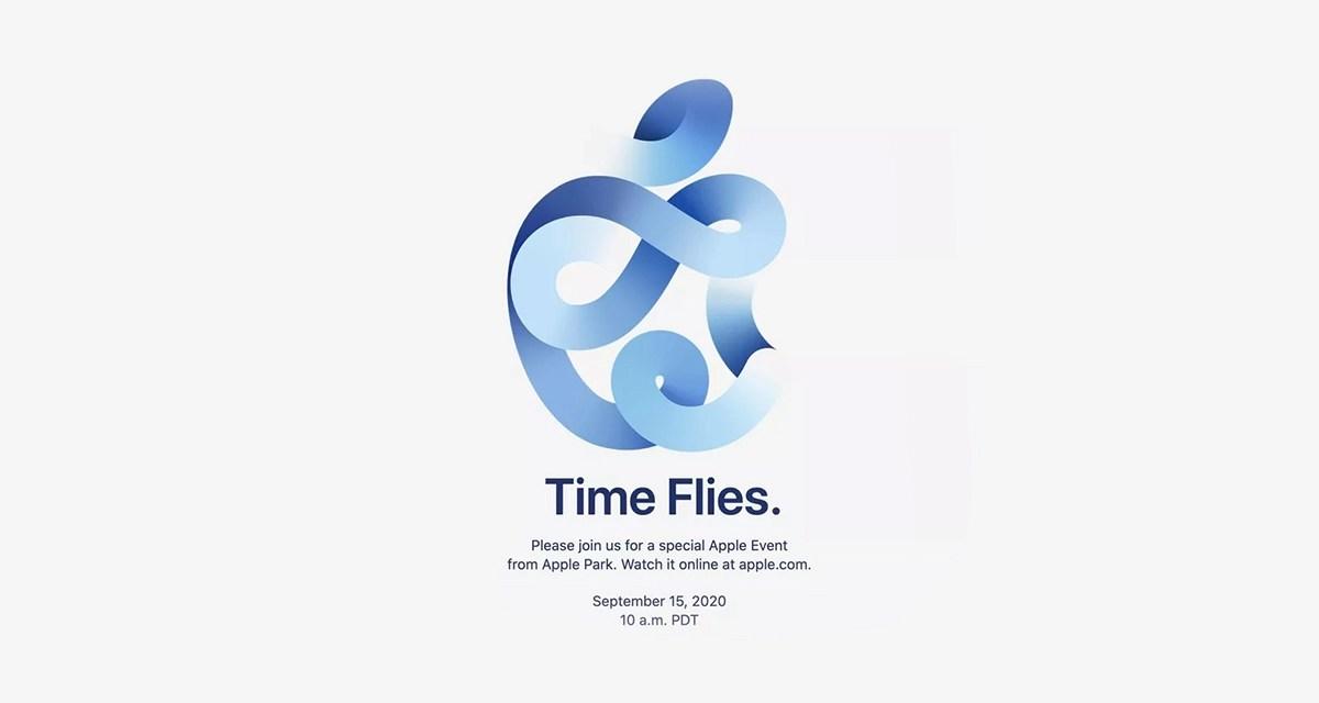 Apple Event September 2020-Get Ready On Sep 15