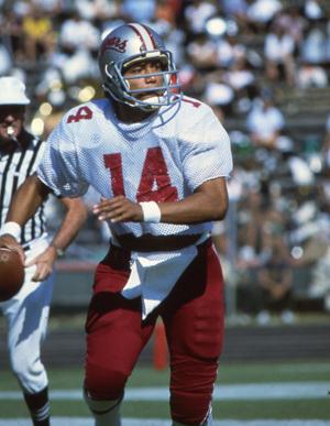 Jack Thompson: #7 NFL Draft Bust