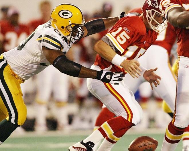 Jamal Reynolds: Honorable Mention (NFL)