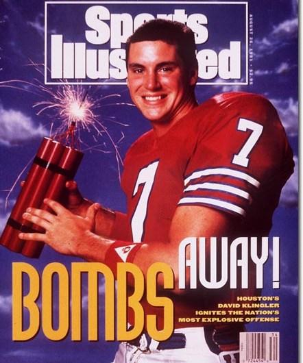 David Klingler: #9 NFL Draft Bust: