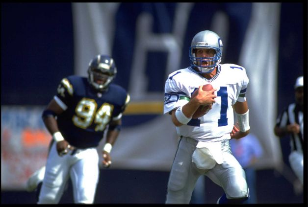 Kelly Stouffer: Honorable Mention (NFL)