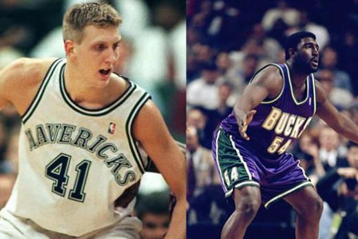 Robert Traylor: Honorable Mention (NBA)
