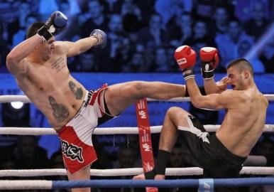 Serbia Kickboxing Darko Milicic