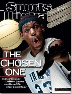 Lebron-James-SI-cover-chosenone
