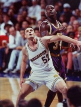 Todd Fuller against Shaq