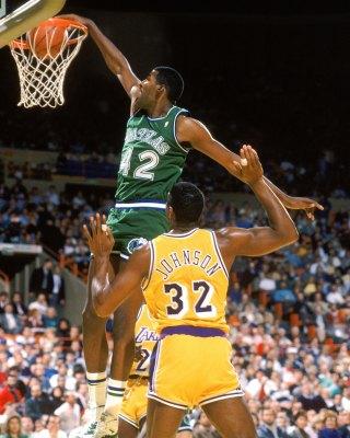 Roy Tarpley vs. Lakers