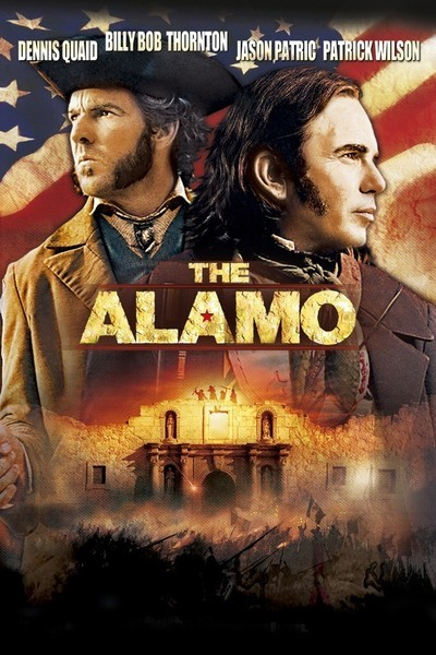 #8 Box Office Bust: The Alamo (2004)
