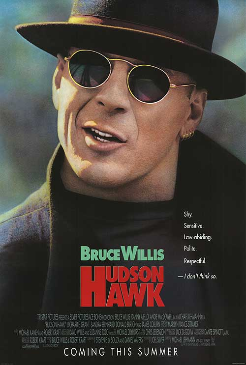 #9 Box Office Bust: Hudson Hawk