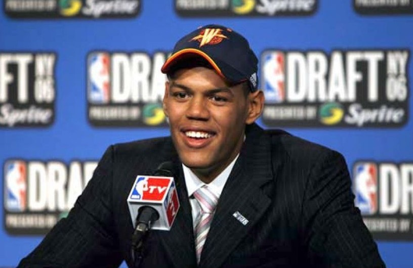 Patrick O'Bryant: Honorable Mention (NBA)