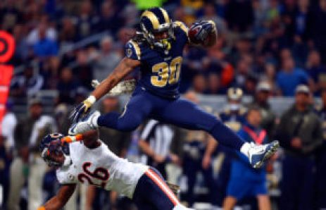 Potential 2015 NFL Draft Busts - todd gurley