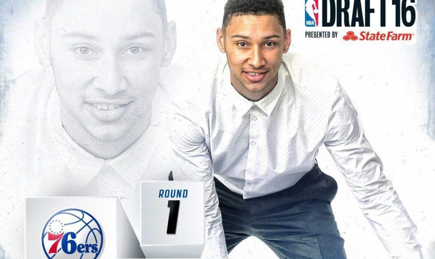 Potential (Not) T10B: Ben Simmons (2016 NBA Draft)
