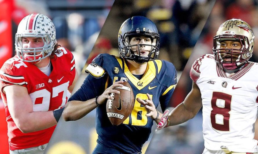 Projected 2016 NFL Draft Busts (Overall)