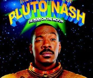 Pluto Nash - Movie Poster