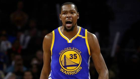 2017 NBA MVP Race - Kevin Durant