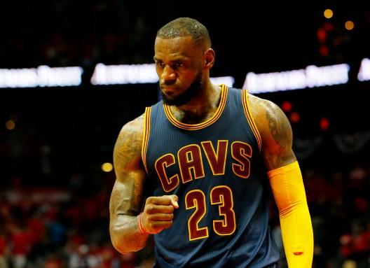 2017 NBA MVP Race - LeBron James