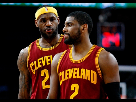 KYRIE IRVING: THE ANNOUNCEMENT