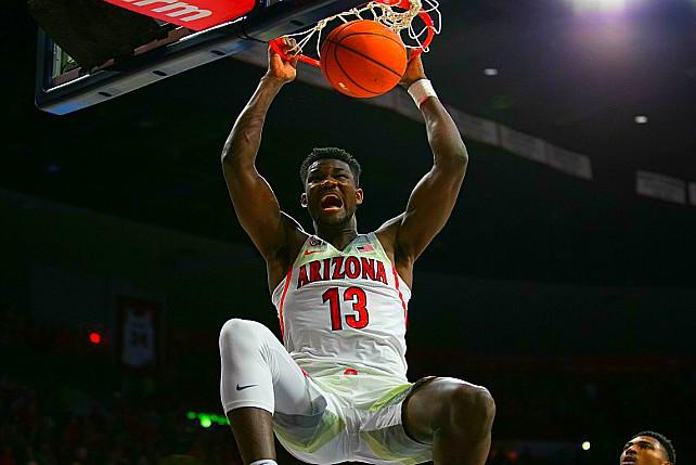 2018 Potential NBA Draft Bust: Deandre Ayton