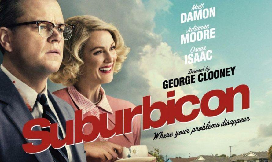 T10B Box Office Bust Nominee: Suburbicon