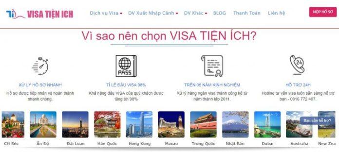 Top 10 công ty dịch vụ làm Visa uy tín tại TPHCM 2021